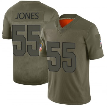 Youth Chandler Jones Arizona Cardinals Nike Limited 2019 Salute to Service Jersey - Camo