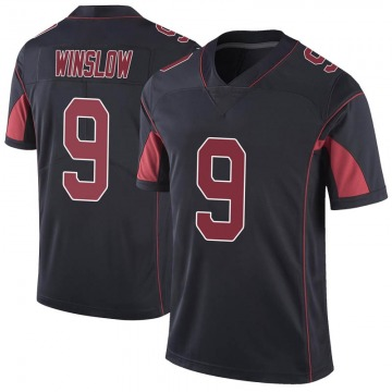 Youth Ryan Winslow Arizona Cardinals Nike Limited Color Rush Vapor Untouchable Jersey - Black